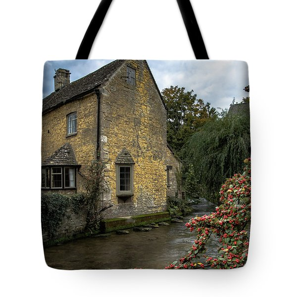 House On The Water Tote Bag