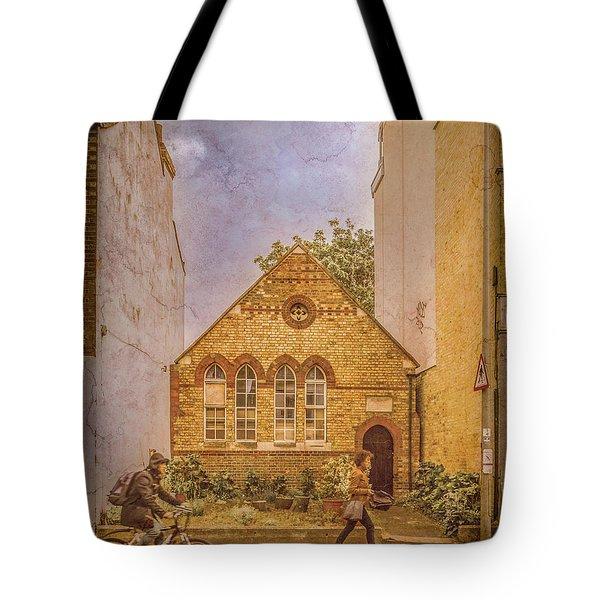 Oxford, England - House On Walton Street Tote Bag