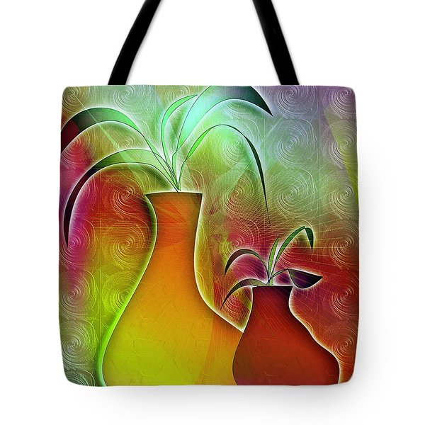House Plants 224 Tote Bag