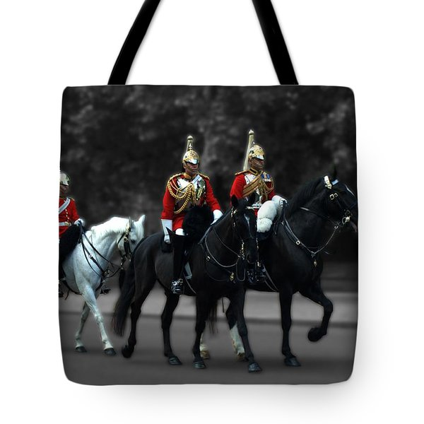 Household Cavalry Tote Bag