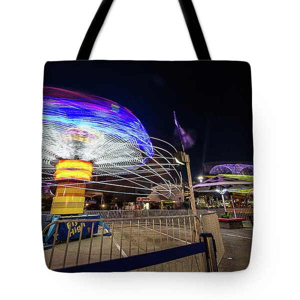 Houston Texas Live Stock Show And Rodeo #10 Tote Bag by Micah Goff