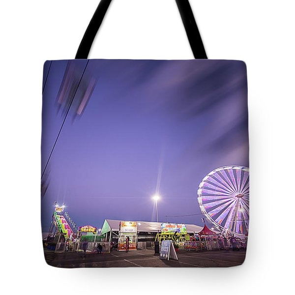Houston Texas Live Stock Show And Rodeo #13 Tote Bag by Micah Goff