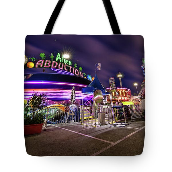 Houston Texas Live Stock Show And Rodeo #2 Tote Bag by Micah Goff