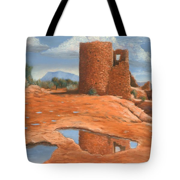 Hovenweep Reflection Tote Bag by Jerry McElroy