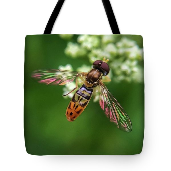 Hover Fly Tote Bag
