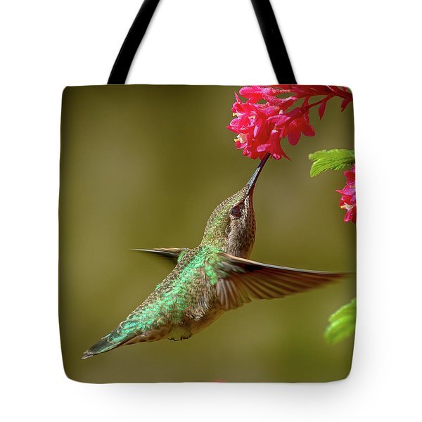 Hover Lunch Tote Bag