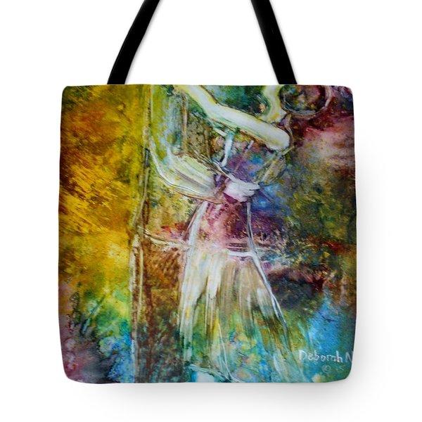 How I Love You Tote Bag