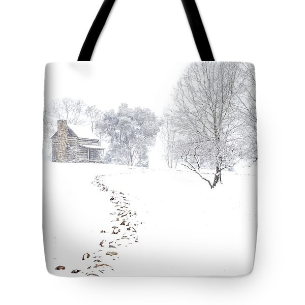 How Many Snows? Tote Bag