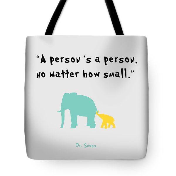 How Small Tote Bag