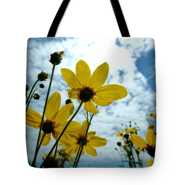How Summer Feels Tote Bag