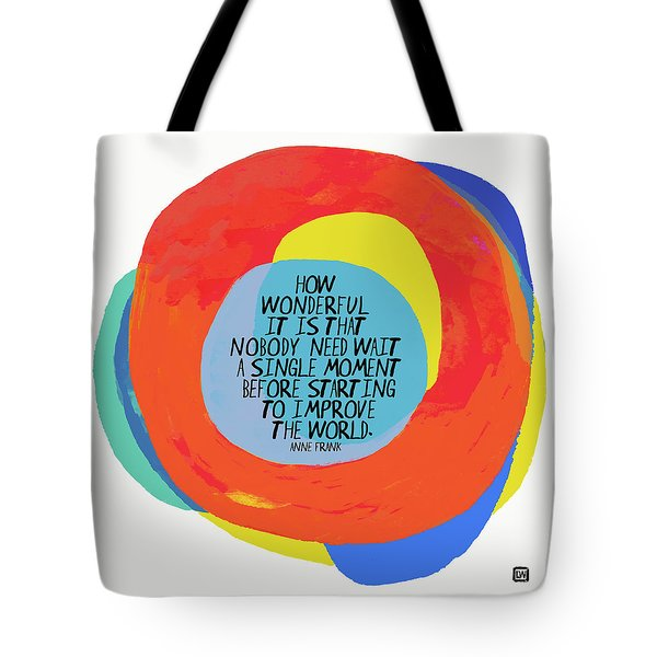 How Wonderful Tote Bag