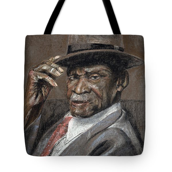 Howdy Ma'am Tote Bag by Marty Garland