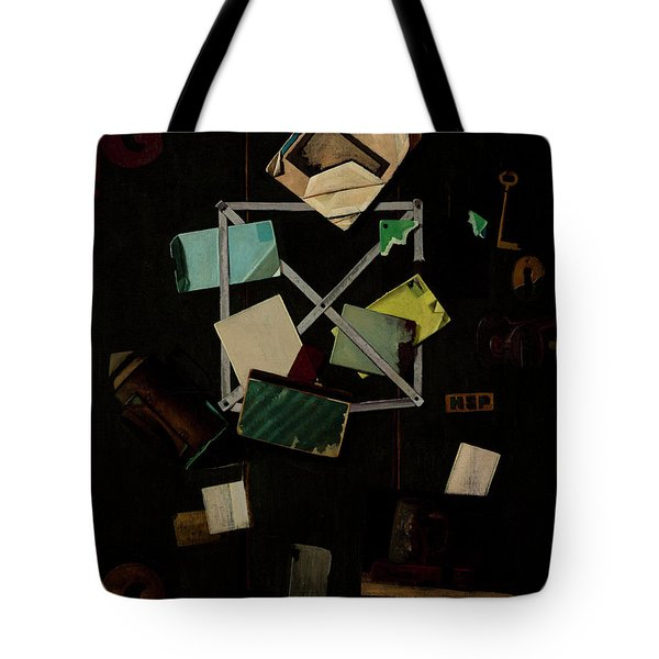 Hsp's Rack Picture Tote Bag
