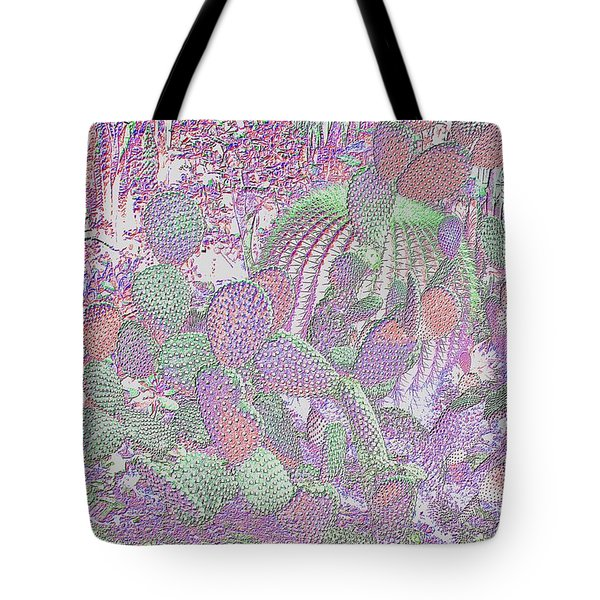 Tote Bag featuring the digital art Ht2032 by Brian Gryphon