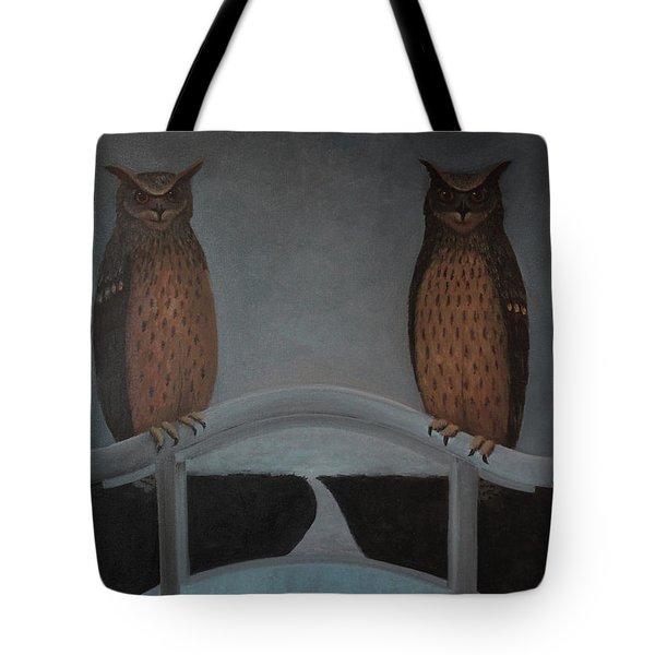 Hu-hu-bro Tote Bag