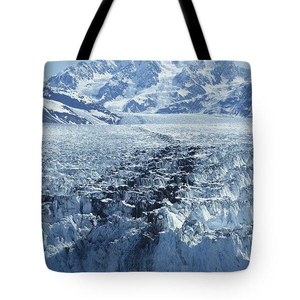 Hubbard Glacier Tote Bag