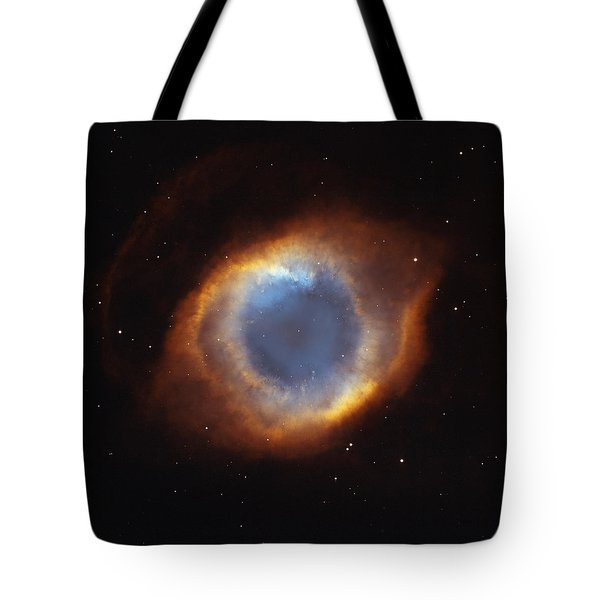 Hubble Telescope Image Of The Helix Tote Bag by Nasa