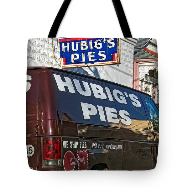 Hubig's Pies 2 New Orleans Tote Bag