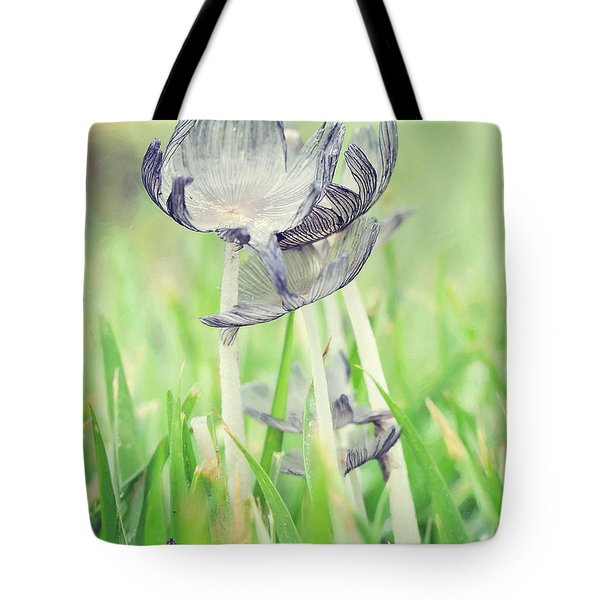 Huddled Tote Bag