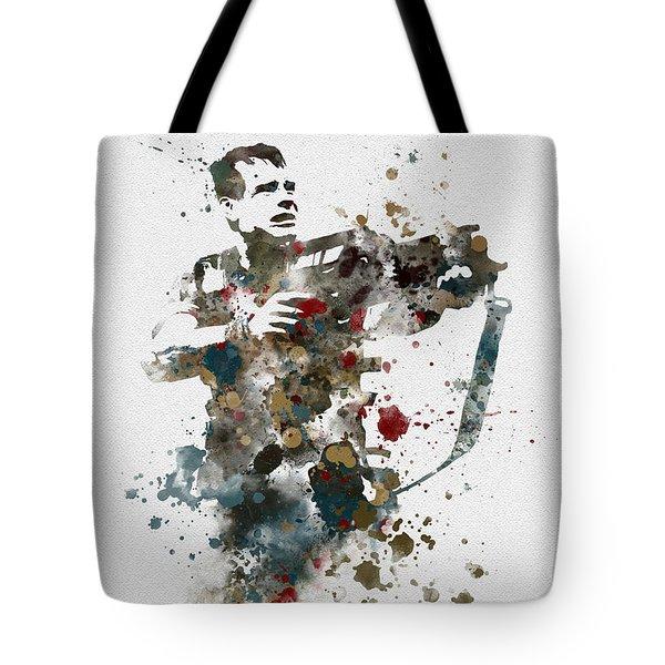 Hudson Tote Bag by Rebecca Jenkins