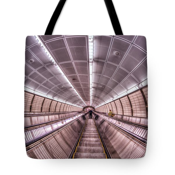 Hudson Yards Tote Bag