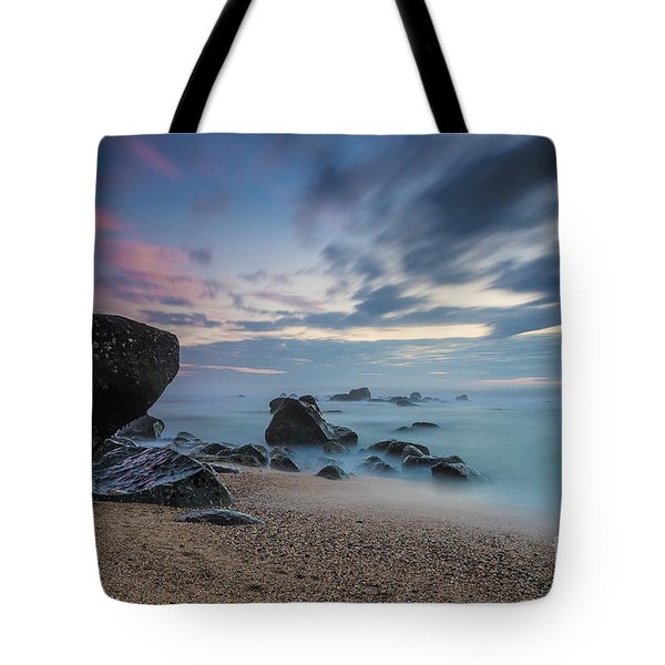 Hues Of Dawn Tote Bag