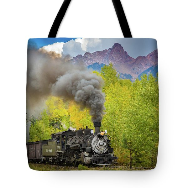 Huffing And Puffing Tote Bag