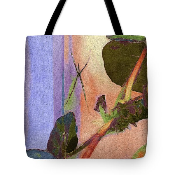 Giant Orb Spider Tote Bag