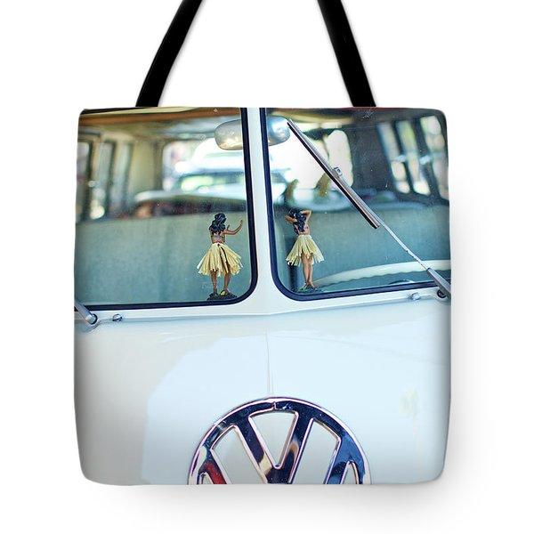 Hula 2 Tote Bag