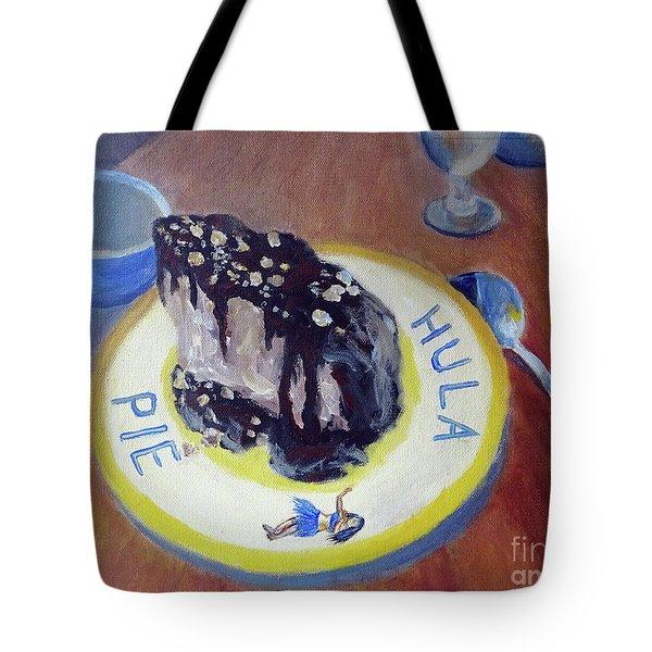 Hula Pie Ice Cream Dessert Tote Bag