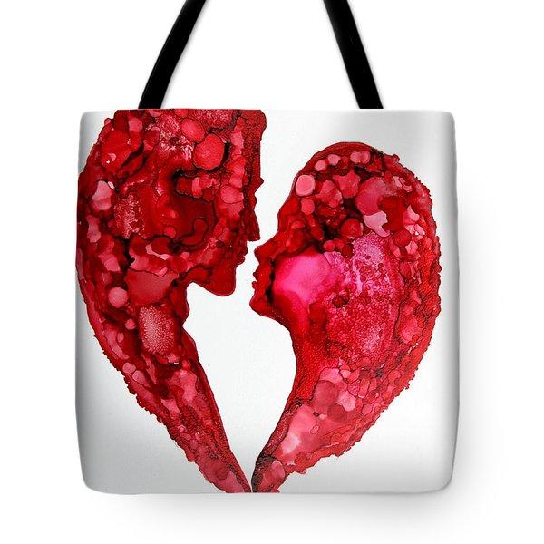Human Heart Tote Bag