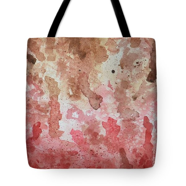 Human Tote Bag by Holly York