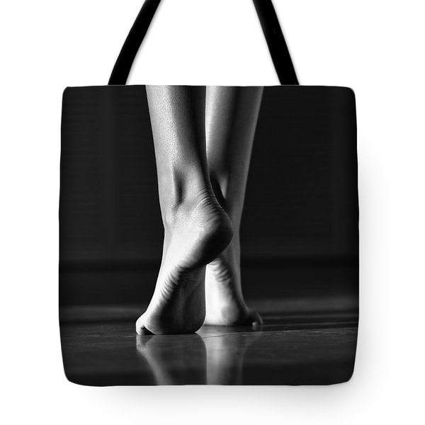 Tote Bag featuring the photograph Human by Laura Fasulo