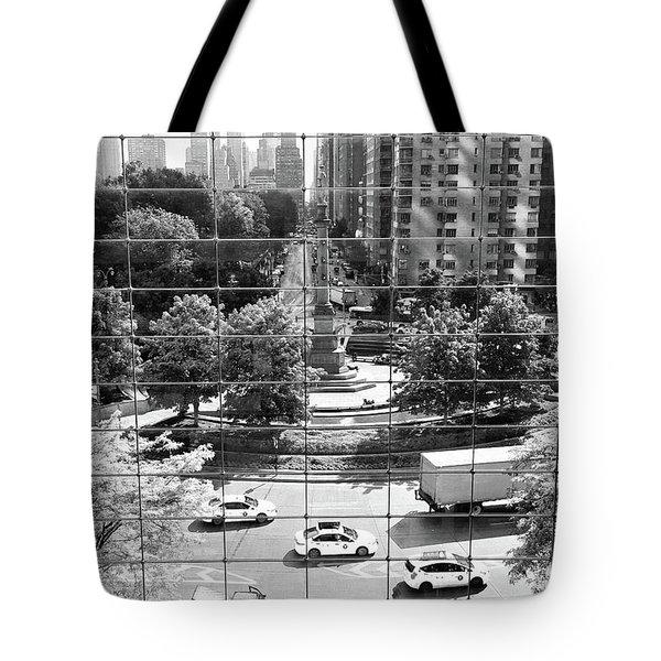 Tote Bag featuring the photograph Human Zoo by Mitch Cat
