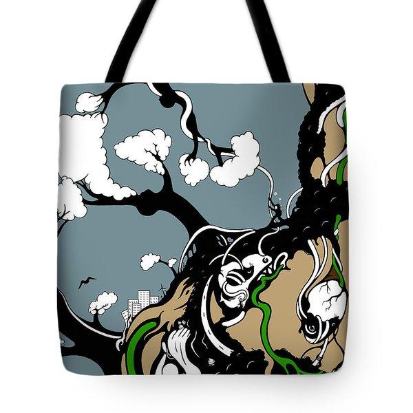 Humanity Rising Tote Bag