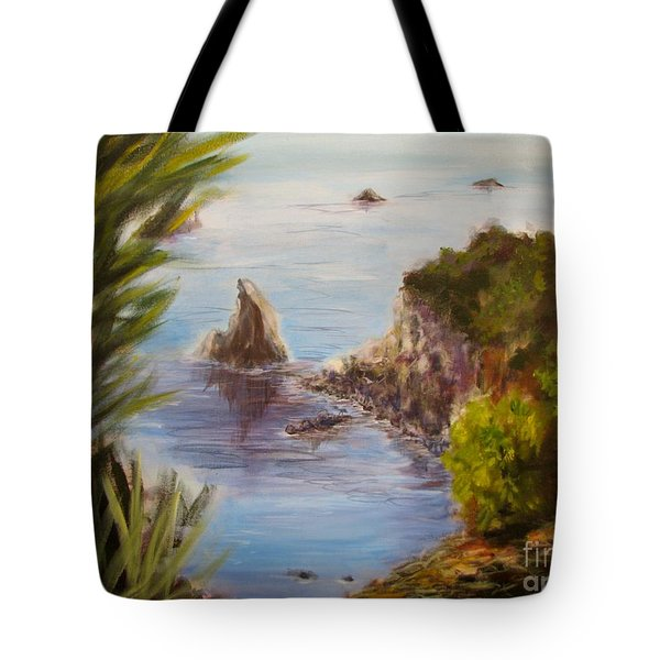 Humboldt Cove Tote Bag
