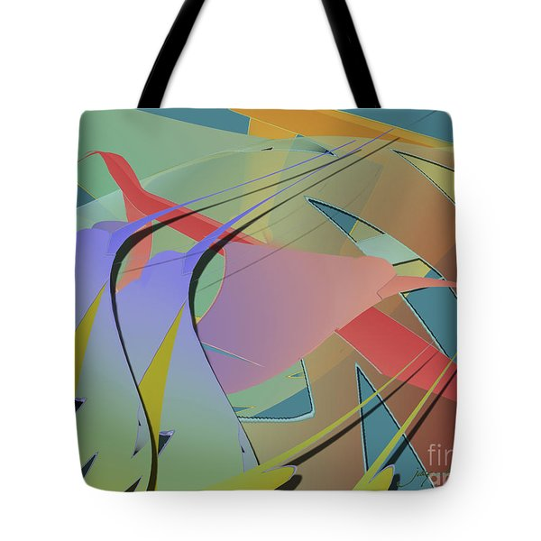Hummingbird Convention Tote Bag