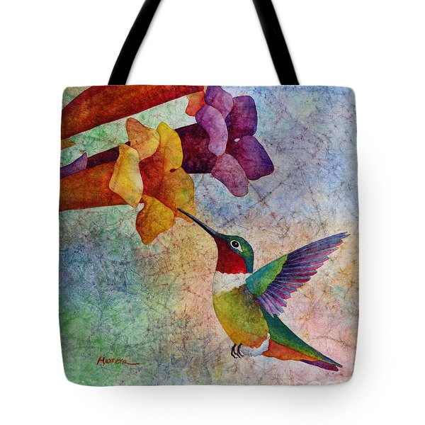 Hummer Time Tote Bag by Hailey E Herrera