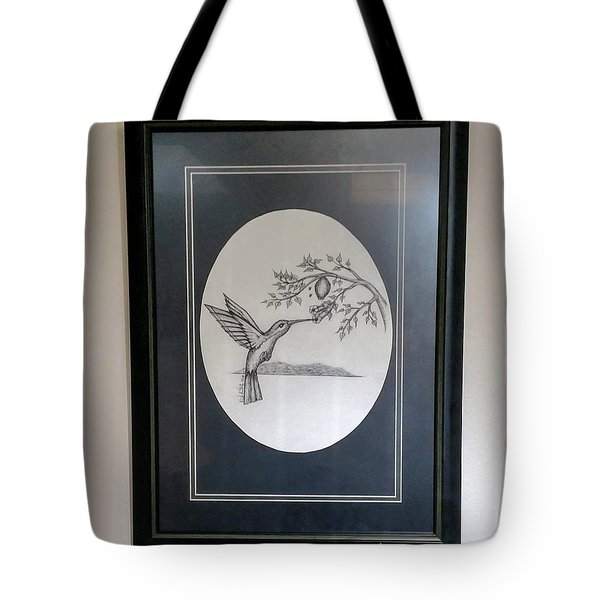 Humming Along Tote Bag