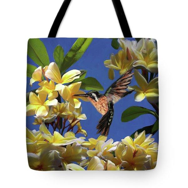 Hummingbird 01 Tote Bag