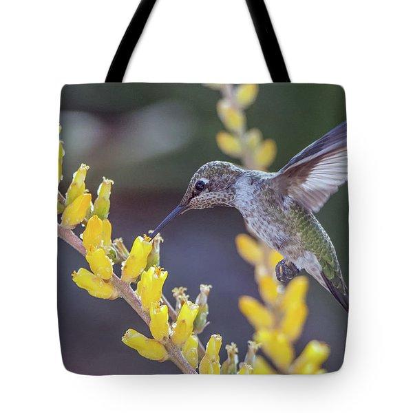 Hummingbird 6750-041818-1cr Tote Bag