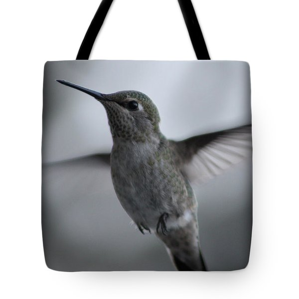 Hummm Tote Bag by Cathie Douglas