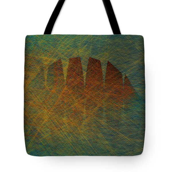 Hump Back Tote Bag