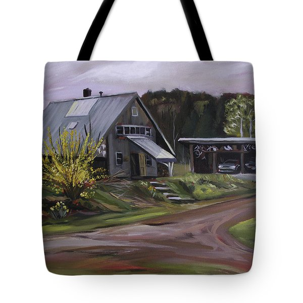 Humpals Barn Tote Bag