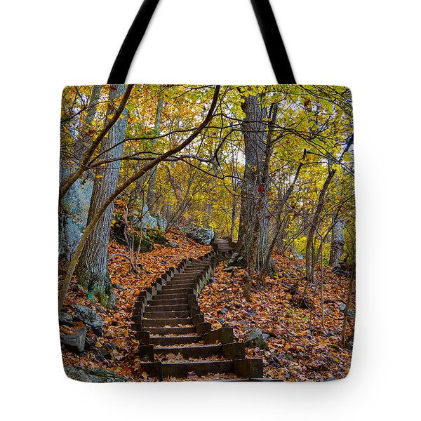 Humpback Rock Trail Tote Bag