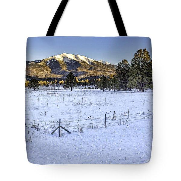 Humphreys Peak Tote Bag