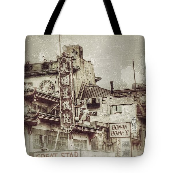 Hunan Home's  Tote Bag