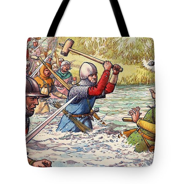 Hundred Years War Tote Bag