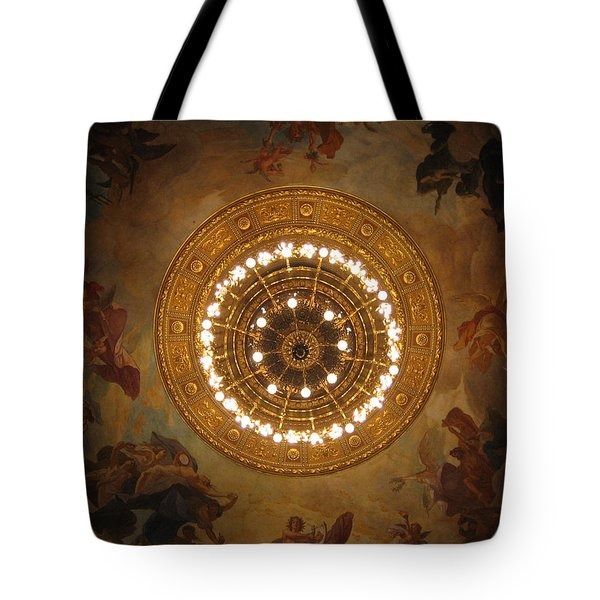 Hungarian State Opera House For Prints Tote Bag