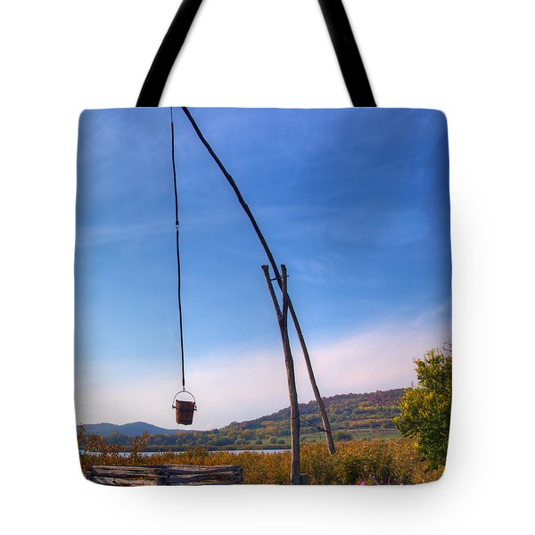 Hungarian Well Tote Bag